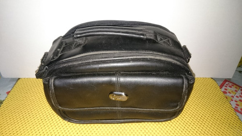 maleta para videocamara view de vinil