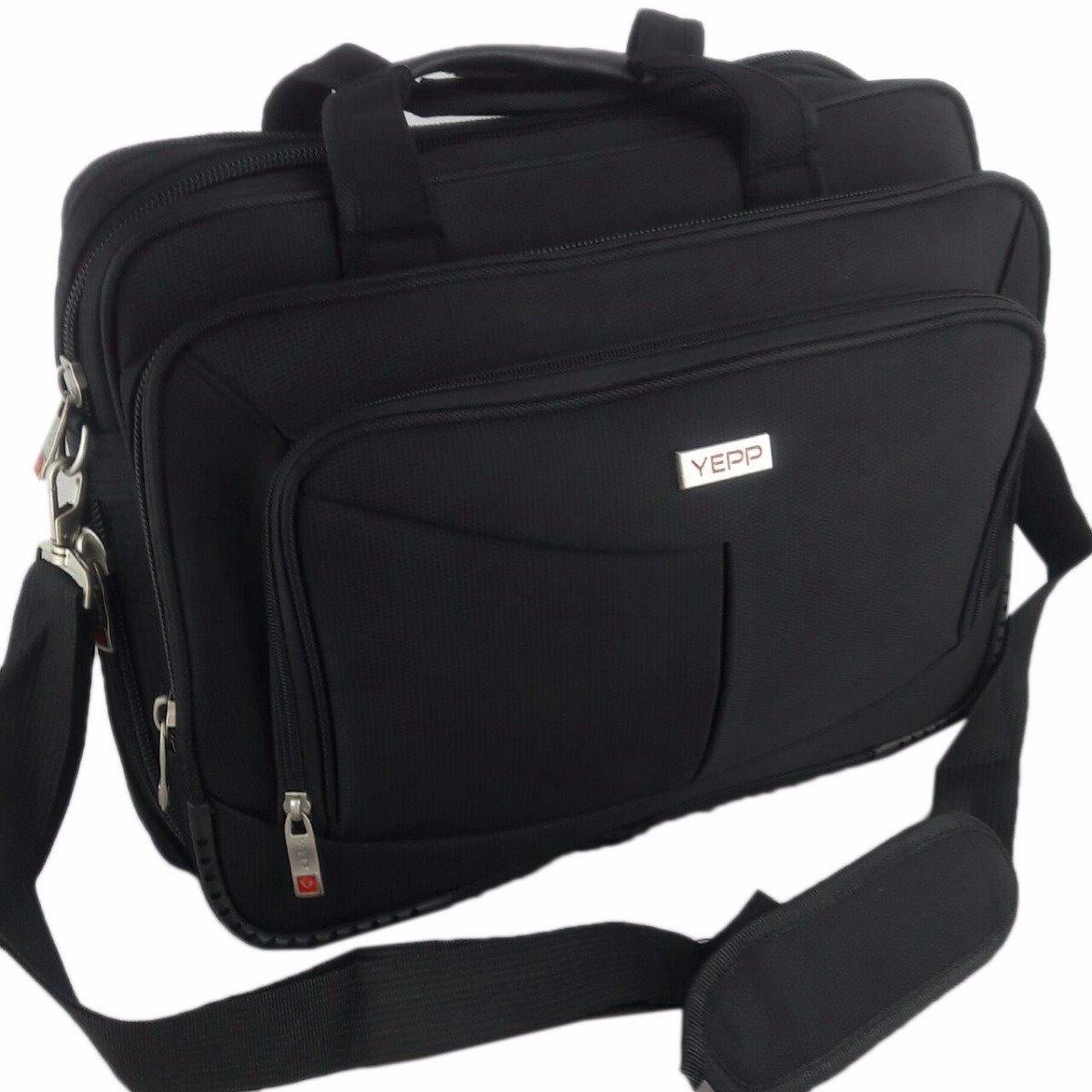 7bb94b09668 maleta pasta promoção couro preta executiva bolsa notebook. Carregando zoom.