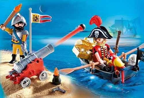 maleta pirata playmobil pm5894 r3911