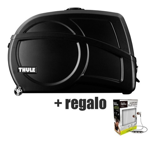 maleta porta bicicletas thule round trip transition