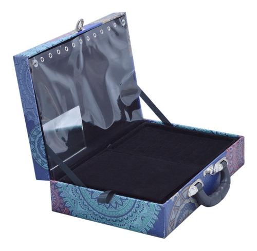 maleta porta jóias