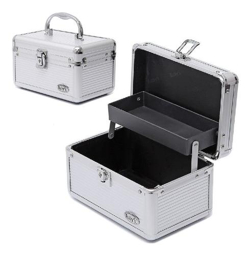 maleta profissional p/ maquiagem estojo ruby caixa vazia
