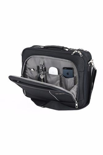 maleta samsonite frame briefcase 15.6 pulgadas negro