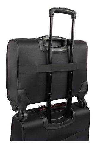 maleta sestini  executivo laptop 2 compartimentos 20687 -