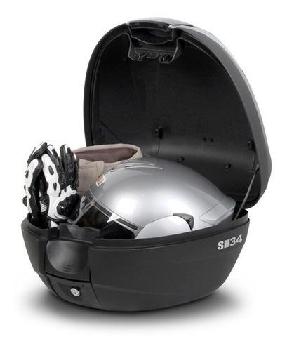 maleta shad sh34 1 casco 1 guante   42x43x31