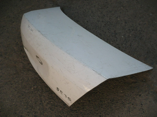 maleta sm3 2012 abollada  - lea descripción