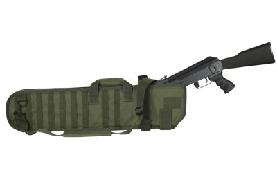 maleta tactica voodoo tactical assault rifle scabbard