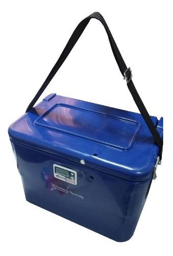 maleta térmica 05l - vacinas, sangue, m. biologico