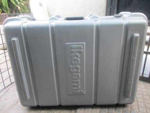 maleta transporte equipos video sonido iluminacion