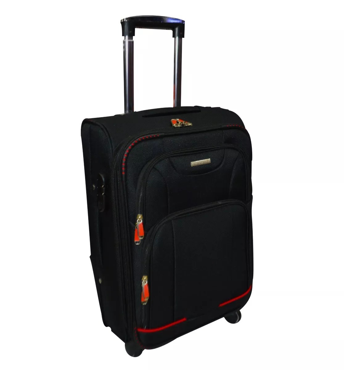 b32d0167805 maleta viaje grande 24 pulgadas ruedas resistente nuevo o. Cargando zoom.