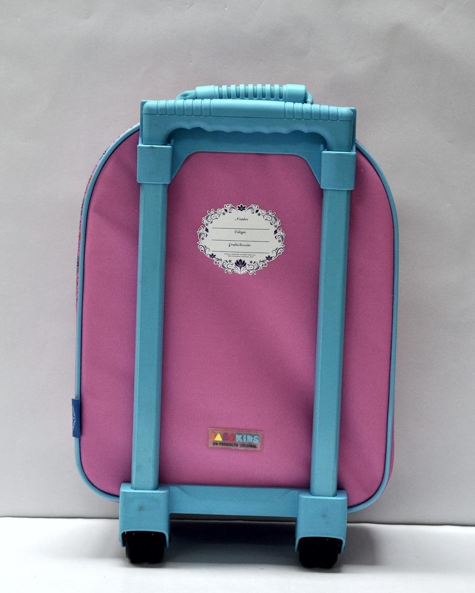 e7a6138672f Maleta Viaje Niña Frozen Sisters -   89.900 en Mercado Libre