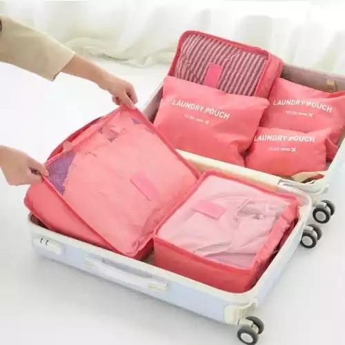 maleta viaje organizador
