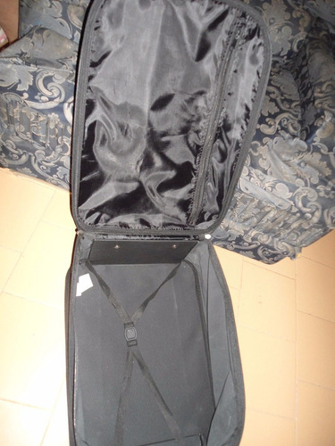 maleta viajera color negro