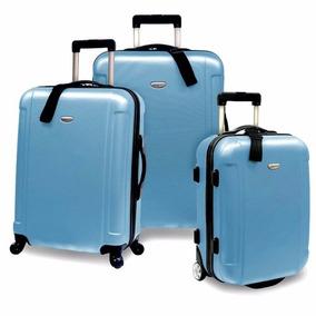 55c96a175 Precio Por Maleta De Viaje Vacanza - Equipaje y Bolsas Azul claro en ...