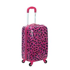41b2b30d0 Maletas De Viaje Color Rosa - Equipaje y Bolsas Coral en Mercado ...