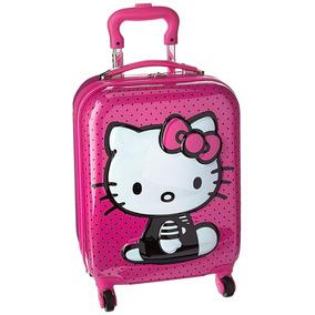 cb9b813bb Maletas Viaje Hello Kitty Baratas - Equipaje y Bolsas en Mercado ...