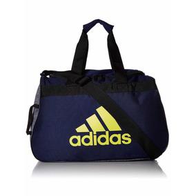 ee86ffac9a22c Bolsa Deportiva adidas Diablo Azul Maleta Gym Casual