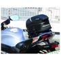 Bolso Asiento Trasero Moto Motocicleta Con Funda Lluvia