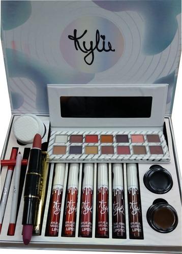 maletas de maquillaje 13 piezas kylie (2unid) 33029