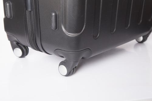 maletas de viaje 8 ruedas 71 cm con balanza - inmn