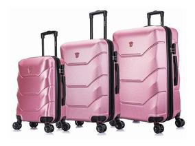3726c033f02 Maletas De Viaje Rosa en Mercado Libre Perú