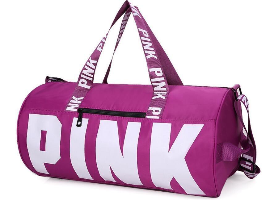 809ddf6f37ff7 Maletas Deportivas Pink -   600.00 en Mercado Libre