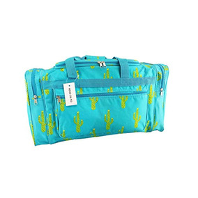 981a23d24c48 Maletas Nd22-28-to Turquoise Cactus Pattern