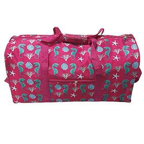 ca5b0f6eac6a Maletas Ndn22-32-p Pink Seahorse Pattern