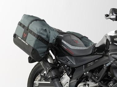 maletas semi rigidas dakar para suzuki dl 650 vstrom