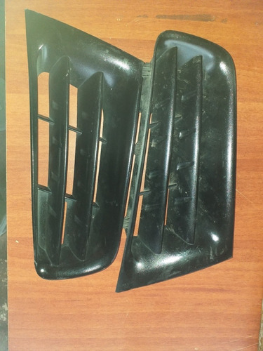 maletero herramientas - consola radio - rejilla megane 2