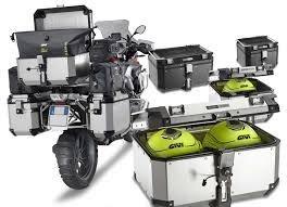 maletero para moto