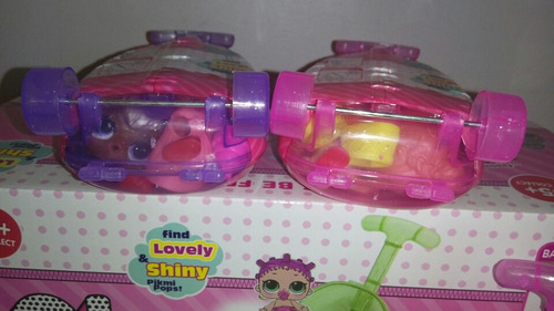 maleticas de lol surprise 13cm muñeca + accesorios