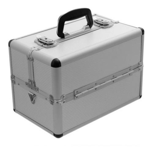maletin aluminio reforzado caja de herramientas unica mirala + resistente grande