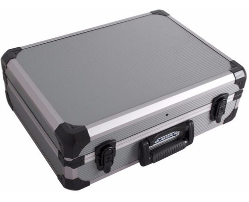 maletin aluminio reforzado robust caja herramienta llaves 42