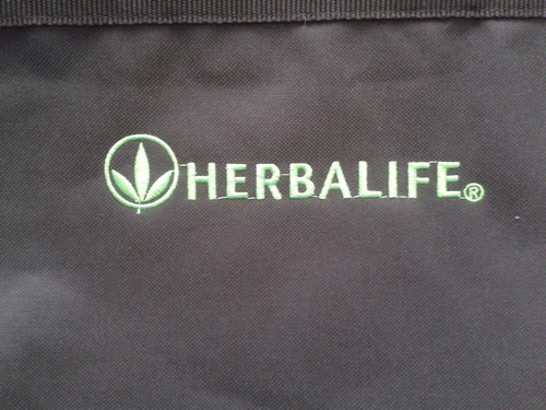maletín bolso herbalife nuevo