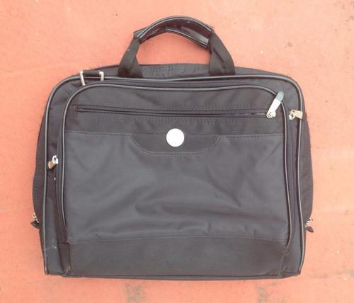 maletin bolso porta laptop notebook marca dell