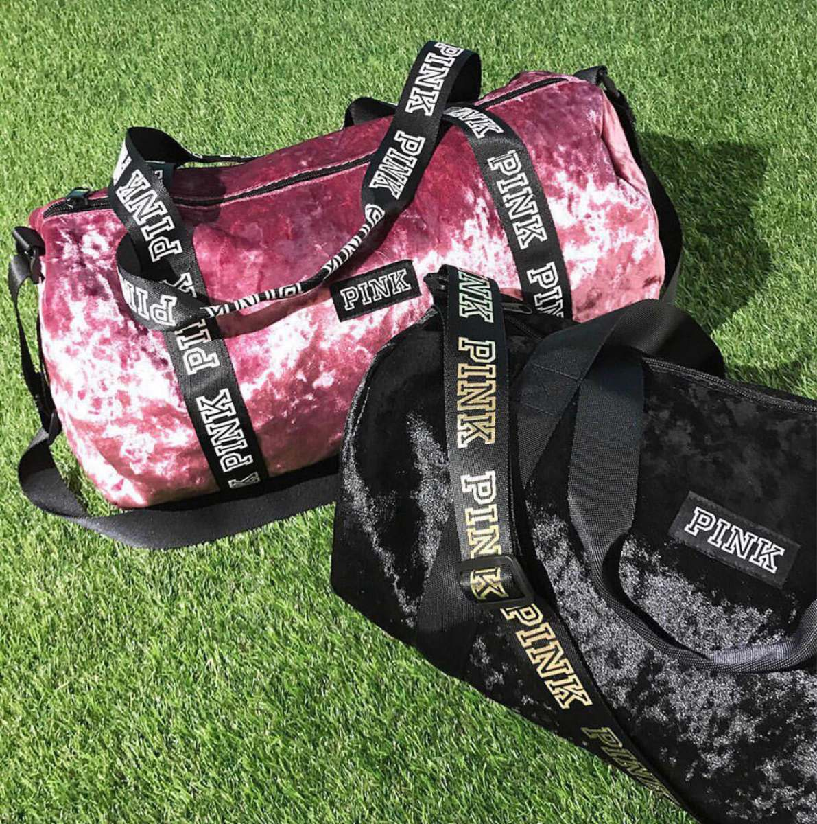 Sports Bags Pink Victoria Secret  40afce9a8bee0