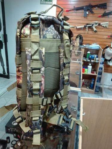 maletín bolso táctico mochila varios colores pixelado nuevo