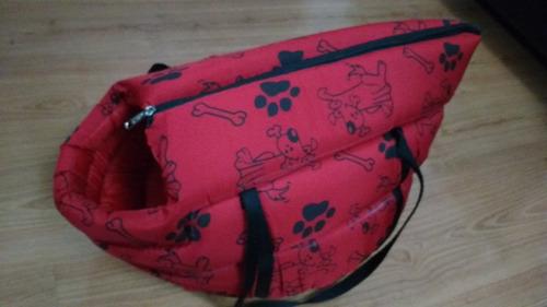 maletin cargadero para mascotas razas pequeñas