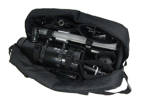 maletin celestron para telescopio nextar 4/5/6/8 pulgadas