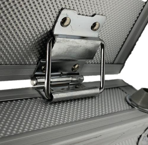 maletin de aluminio 3 unid. con llaves herramientas notebook