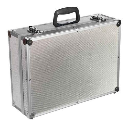 maletin de aluminio 49 con llaves caja herramientas notebook