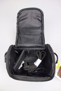 maletín  de lujo profesional para d3000 d3100 d3200 d3300