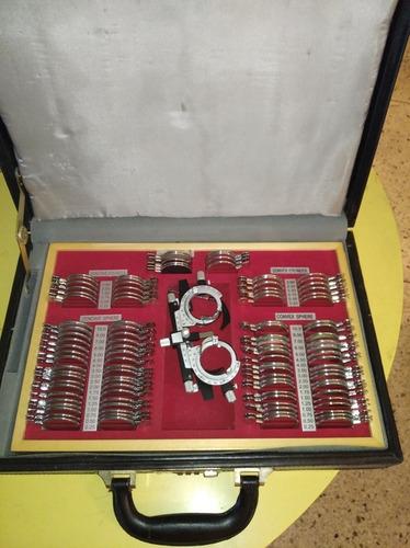 maletín de optometrista, perfecto estado,por no usar.120$