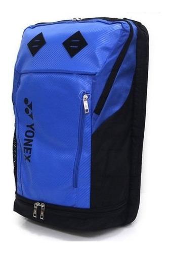 maletín de tenis yonex morral azul
