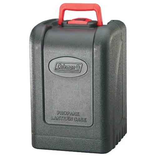 maletín de transporte coleman propano linterna
