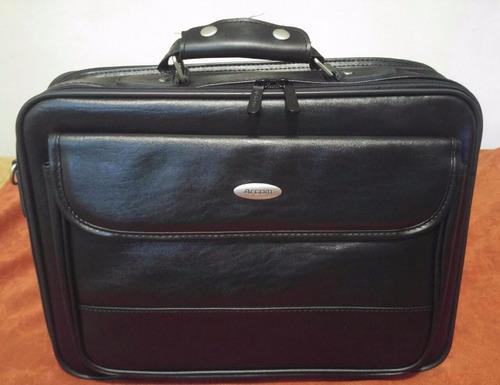 maletin ejecutivo de cuero