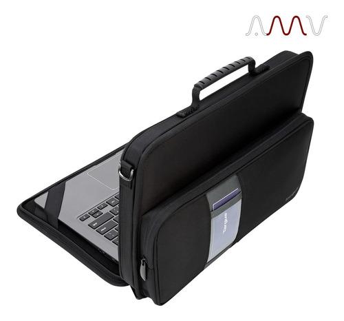 maletín estuche targus tkc002 para notebook hasta 14 amv