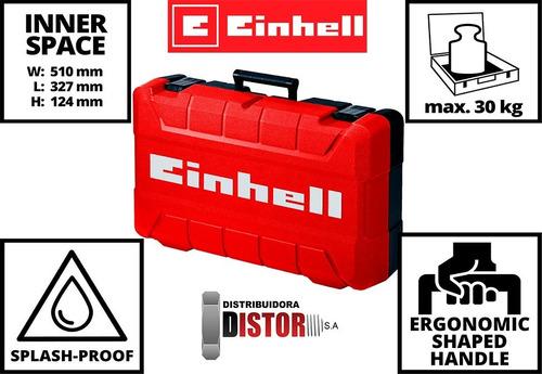 maletin grande para herramientas einhell e-box m55/40 30kg