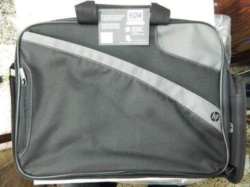 maletin hp laptop 15,6  nuevos en empaque, remate)